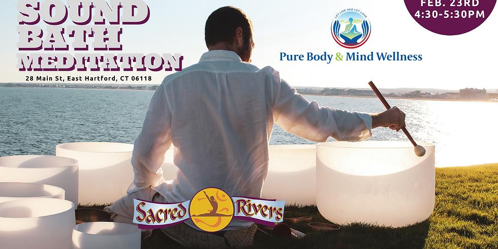 Sacred River Sound Bath Meditation