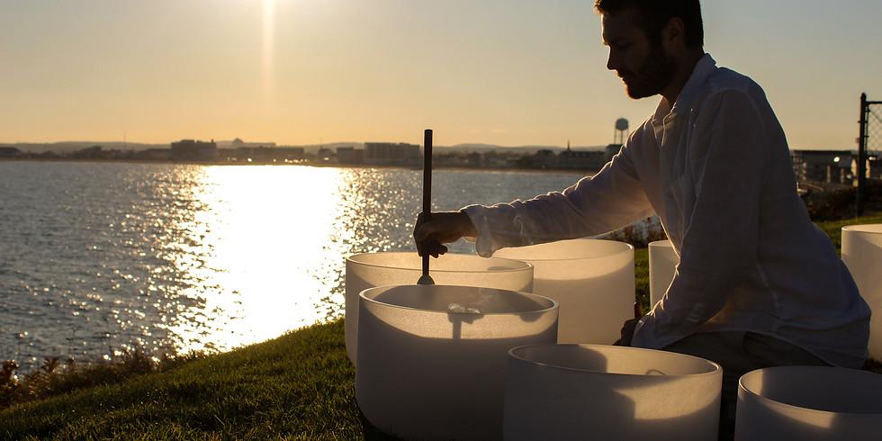 Wonder Yoga Spring Sound Bath Meditation