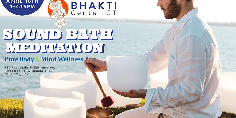 Bhakti Yoga Sound Bath