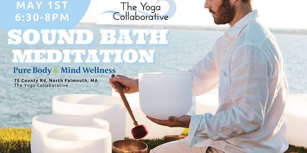 The Yoga Collaborative Sound Bath Meditation