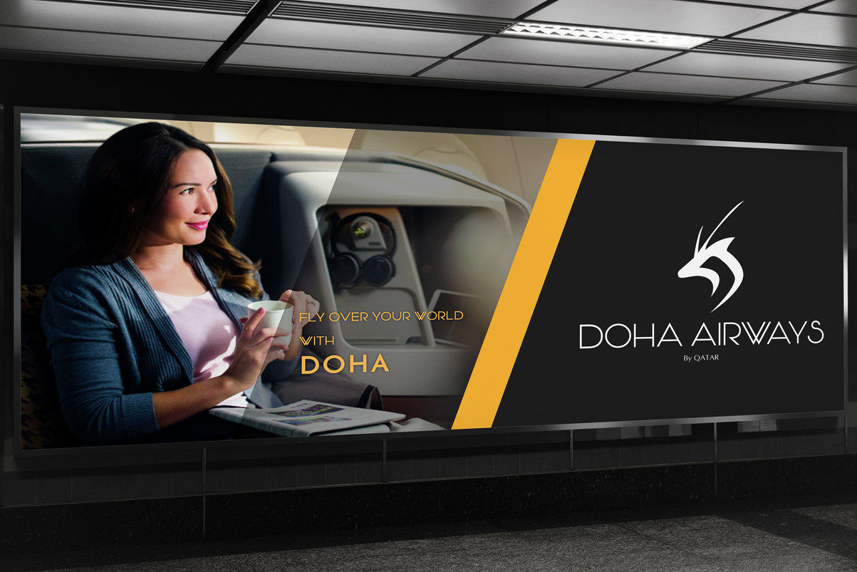 Doha Billboard