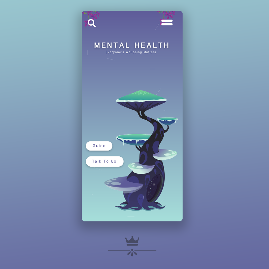 Mental Health home page