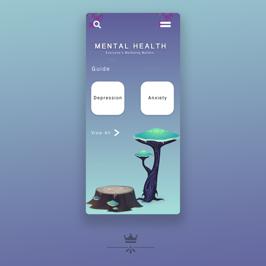 Mental Health Guide page