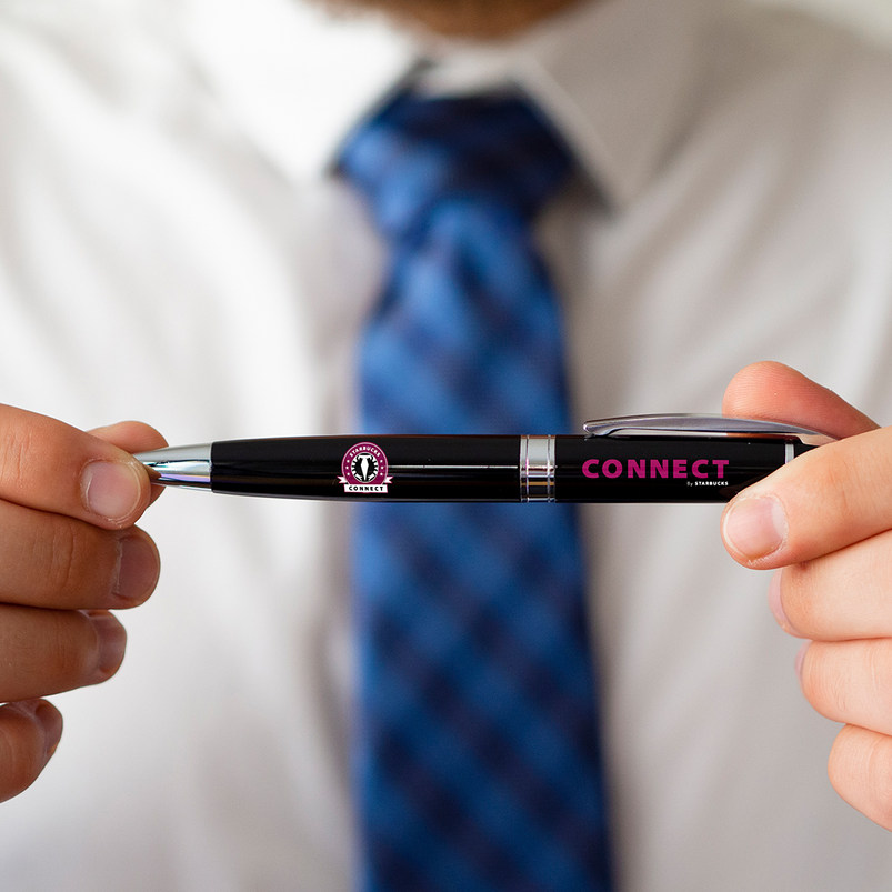 Connect Pen mockup