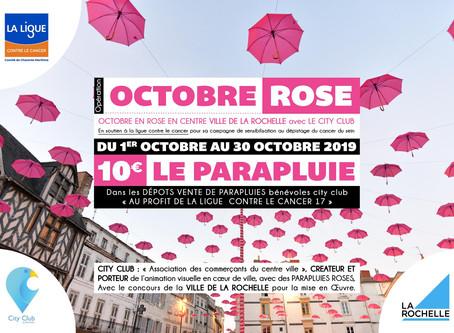 En octobre, La Rochelle se part de rose !