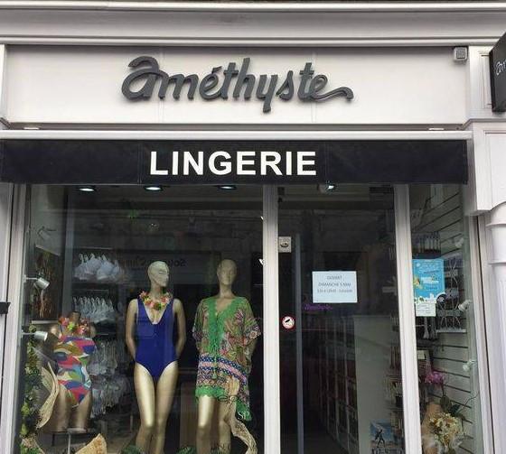 Améthyste Lingerie