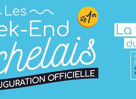 Inauguration des Week-End Rochelais