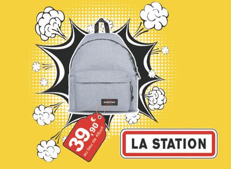 La Station revendeur agréé Eastpak