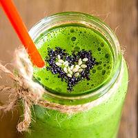green shake heart.jpg