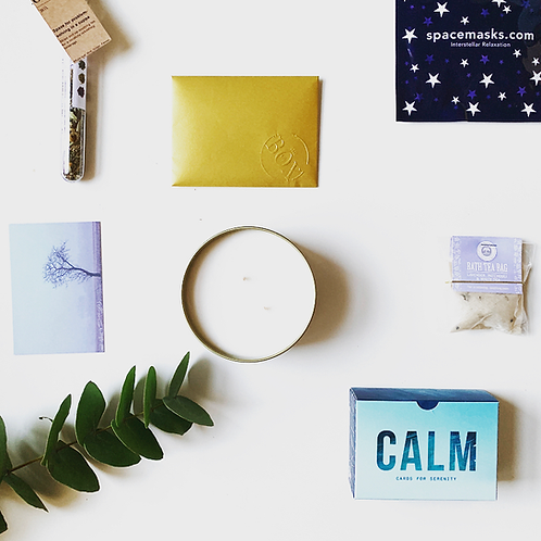 TWO MONTH SELF CARE BOX GIFT SUBSCRIPTION