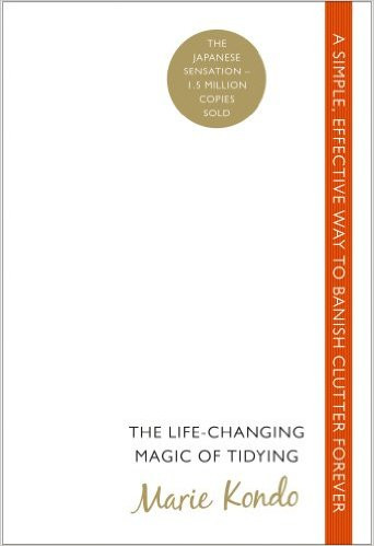Marie Kondo The Life Changing Magic of Tidying