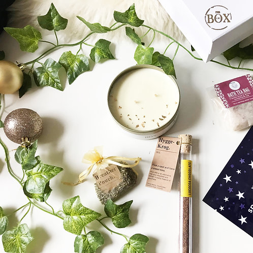 THE BOX OF COMFORT & JOY - CALM GIFT BOX SPECIAL