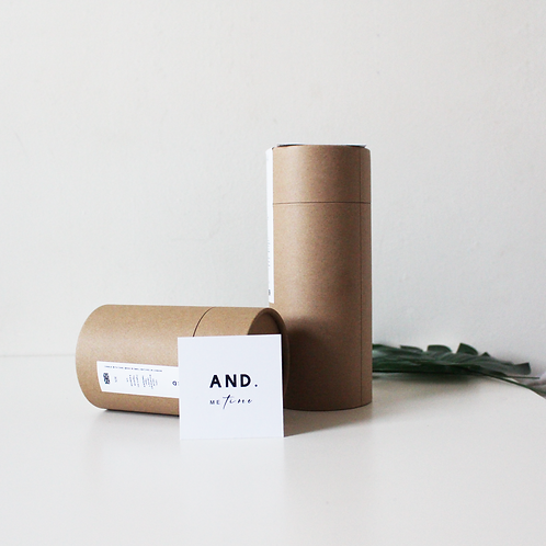 MONTHLY REGULAR CANDLES [AND] SELF CARE + SUBSCRIPTION