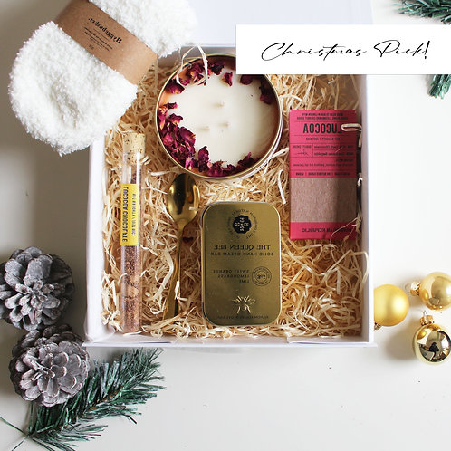 THE BOX OF 'COMFORT & JOY' - LUXURY CHRISTMAS GIFT SPECIAL