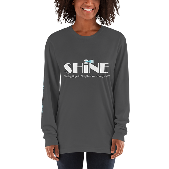 You Are Enough long-sleeve Shirt
