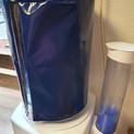 Bescherm-hoes water-koeler