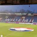 Willem II Vlag middenstip