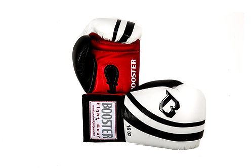 Booster Leather Gloves with Laces (18Oz)