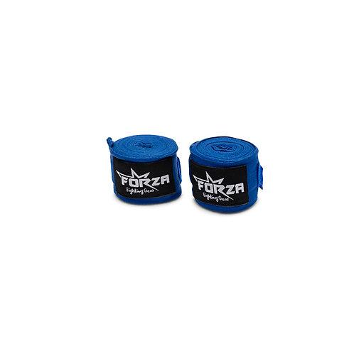 FORZA 450CM VELCRO WRAP - BLUE