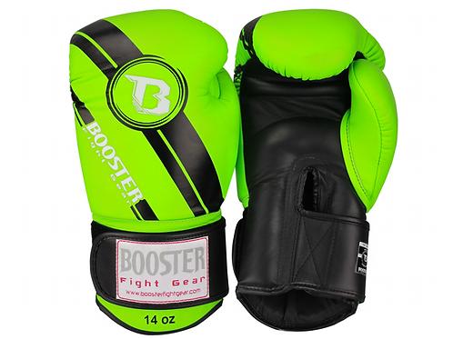 Booster PRO Range leather gloves, long velcro