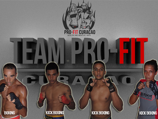 Team PRO-FIT with 4 Warriors at FOTC 9 May 2015