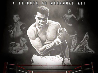 "CuraBox boxing event: ""Tribute to Muhammad Ali"""