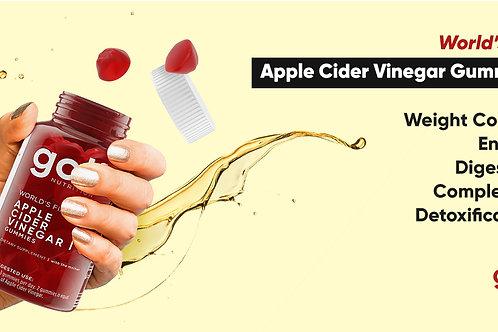Goli - World's First Apple Cider Vinegar Gummies