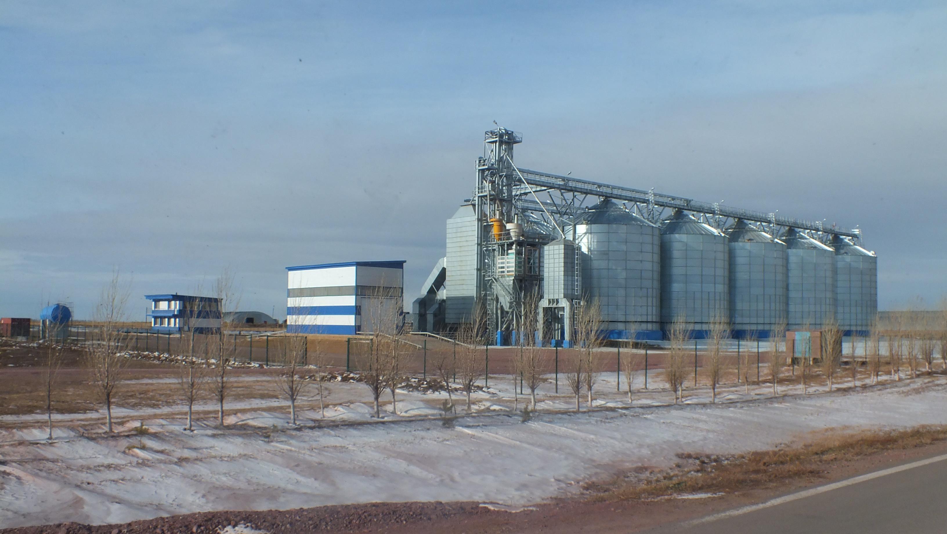 Зерновой терминал