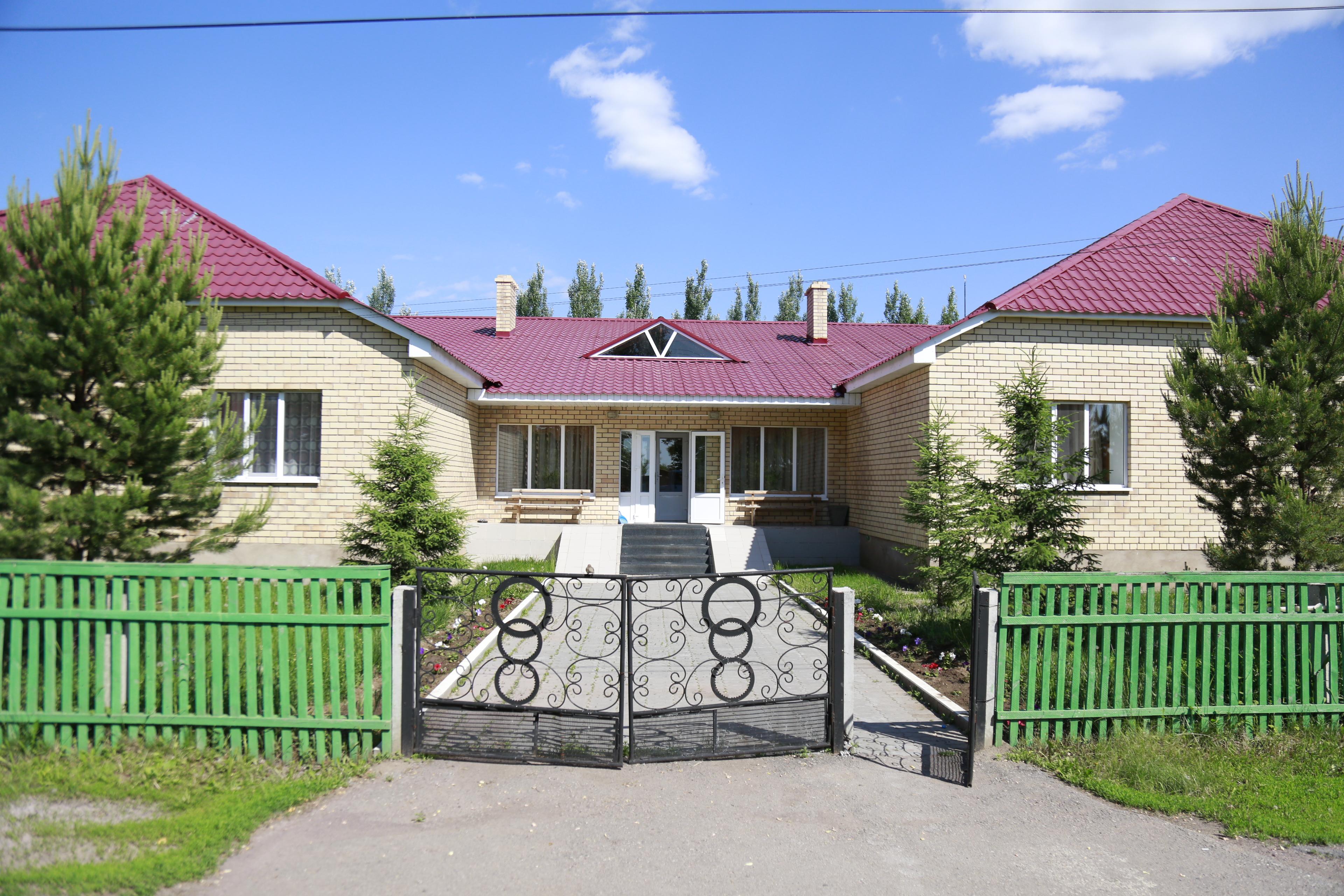 Дом Ветеранов