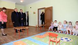 Посещения Президента РК  Д.сдика