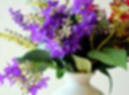 bloemen in de vaas