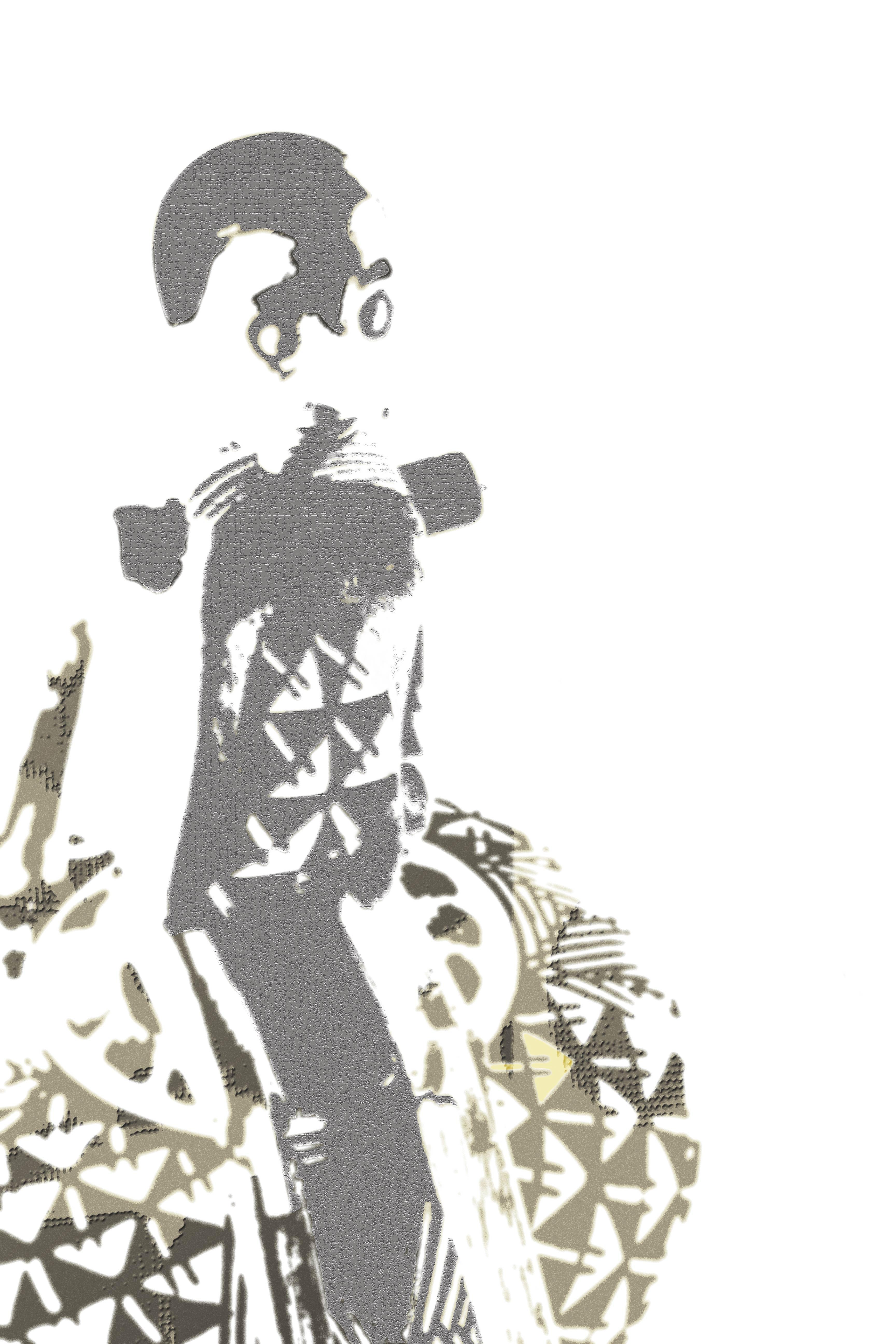 Camouflaged Pinocchio