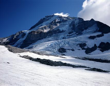 Mt Hood Ladd Glacier