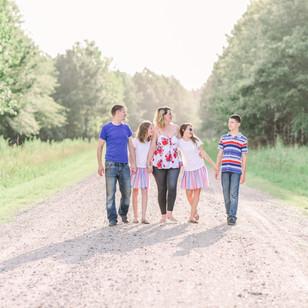 Jenkins Family Session | Black Bayou National Refuge
