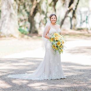 Katelyn | Rosedown Plantation Bridal Session