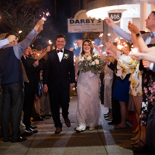 The Exit | Wedding Preparation