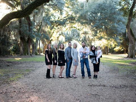 Devall + Rogers Family | Rosedown Plantation