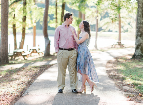 Allie & Mason | Ruston, LA Engagement Session