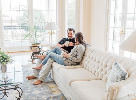 Kaylan & Ben | Mansion at Redhill Lifestyle Engagement Session