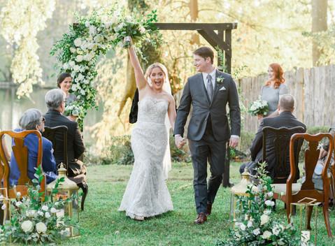 Smith & McMullen Wedding | Bayou DeSiard