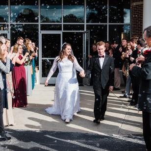 Chelsey & Griffin | West Monroe Wedding