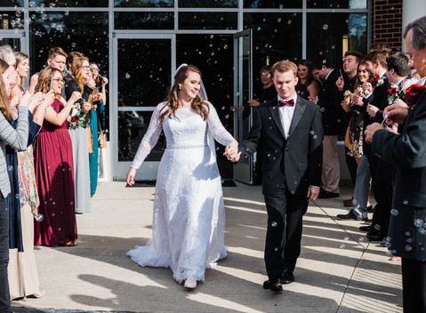 Chelsey & Griffin   West Monroe Wedding