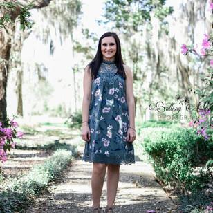 Alexandra | Myrtles Senior Session