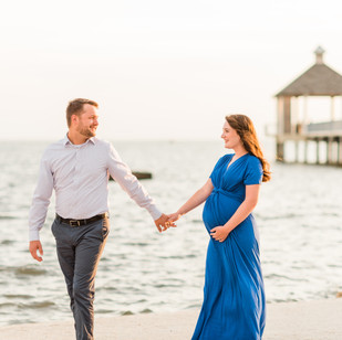 Comeaux Maternity Session| Fountaine Bleau State Park