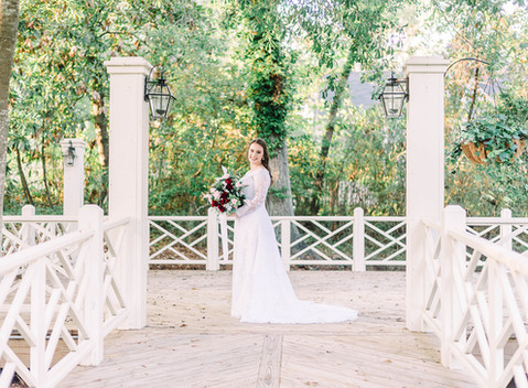 Chelsey | Meadows Manor Bridals