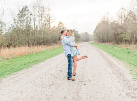 North Louisiana's Best Locations for Engagement Sessions