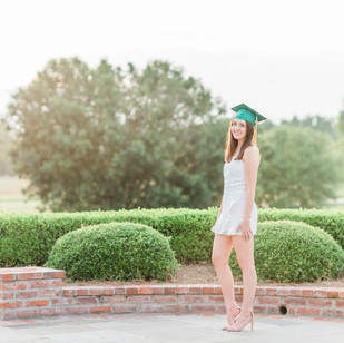 Candice | Mansion at Redhill Senior Session