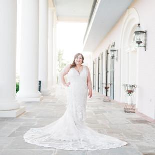 Jordan's Bridal Session | Mansion at Redhill
