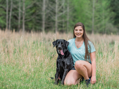 Meet Bella Roux | The Black Lab