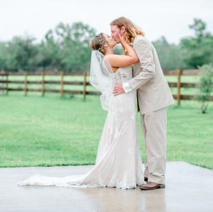 Brown Wedding | The Barn at TH Farms